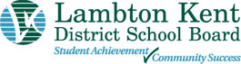 Logo of Lambton Kent District School Board